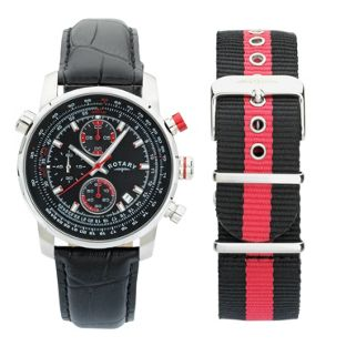 Rotary Interchangeable Mens Watch