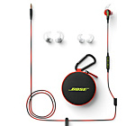 more details on Bose SoundSport In Ear Headphones MFI Power - Red.