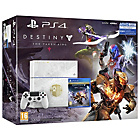 more details on Sony PS4 Limited Edition Destiny Taken King Console - 500GB.