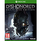 more details on Dishonored Definitive Edition Xbox One Game.