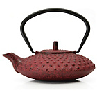 more details on BergHOFF Cast Iron Tea Pot 0.8L - Dark Red.