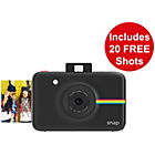 more details on Polaroid Snap Instant Print Digital Camera with 20 shots.