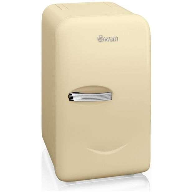 Buy Swan Sre10010cn Mini Fridge Cream At Argos Co Uk