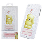 more details on Forever Friends iPhone 5/5S Shy Bear Hard Case - Pink.