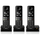 more details on Philips D4553B 05 Triple Cordless Phone.