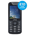 more details on Lebara KAZAM Life B5 Mobile Phone - Includes £10 Airtime.