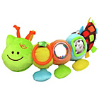 more details on B-Snuggle n Play Caterpillar.