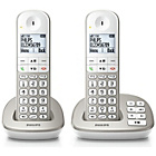 more details on Philips XL4952S 05 Twin Cordless Telephone.