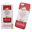 more details on Forever Friends iPhone 5/5S Shy Bears Peep Gel - Pink.
