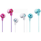 more details on JVC HA-KD1 In-Ear Children's Headphones - Assorted Colours.