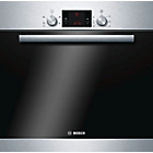 more details on Bosch HBA13R150B Single Electric Oven - Stainless Steel.