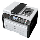 more details on Ricoh SP213SFW 22ppm Mono Wi-Fi Multi Function Printer