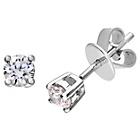 more details on Made For You 18ct White Gold 0.25ct Diamond Earrings.