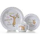 more details on Guess How Much I Love You 3 Piece Breakfast Set.