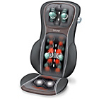more details on Beurer MG290 Shiatsu Massage Seat Cover - Black.