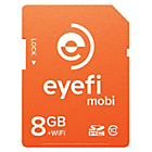 more details on Eyefi Mobi 8GB Wi-Fi SDHC Card with Free 90 days Eyefi Cloud