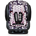more details on Cosatto Hug Group 123 Isofix Car Seat - Daisy Dot.