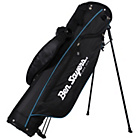 more details on Ben Sayers Golf Stand Bag - Black/Blue.