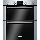 more details on Bosch HBN43B250B Double Electric Oven - Stainless Steel.