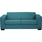 more details on New Ava Fabric Sofa Bed - Teal.