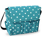 more details on BabyStart Polka Dot Changing Bag - Green.