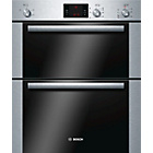 more details on Bosch HBN13B251B Double Electric Oven - Stainless Steel.