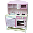 more details on Liberty House Toys Wooden Toy Kitchen - Pink.