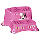 more details on Disney Minnie Mouse Double Step Stool.