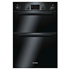more details on Bosch HBM43B260B Double Electric Oven - Black.