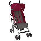 more details on Mamas & Papas Swirl Pushchair - Red.