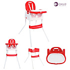 more details on MyChild Graze 3 In 1 Multi Highchair - Red.