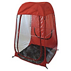 more details on Under the Weather 1 Man Pop-up Tent - Red.