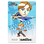 more details on amiibo Smash Mii Sword Fighter.