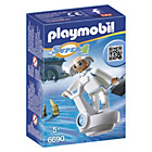more details on Playmobil 6690 Super 4 Dr. X.