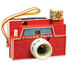 more details on Fisher Price Classics Changeable Picture Disk Camera.