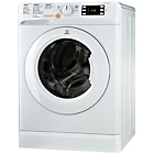 more details on Indesit XWDE 751480X Washer Dryer - White.