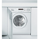 more details on Candy CWB714DN1 7KG 1400 Spin Washing Machine - White.