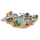 more details on Schleich Watering Hole.