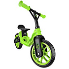 more details on Xootz TY5510 Folding Balance Bike - Green.