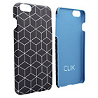 more details on Clik iPhone 6 Plus/6s Plus Hard Shell Case - Cube Illusion.