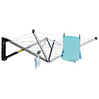 more details on Brabantia Wallfix 24m 4-Arm Airer with Accessories.