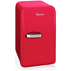 more details on Swan SRE10010RN Mini Fridge - Red.