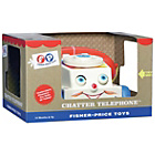 more details on Fisher Price Classics Chatter Telephone.