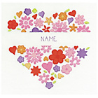 more details on Love Heart Cross Stitch Set.