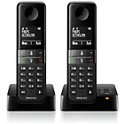 more details on Philips D4552B 05 Twin Cordless Telephone.