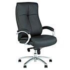 more details on Texas High Back Adjustable Office Chair - Black.