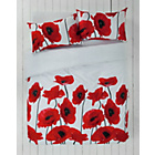more details on HOME Fresh Poppies Bedding Set - Double.