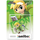 more details on amiibo Smash Figure - Toon Link.