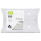 more details on Living Memory Foam Mattress Topper and Pillow Set - Single.