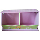 more details on Liberty House Toys Fairy 2 Bin Storage Unit.